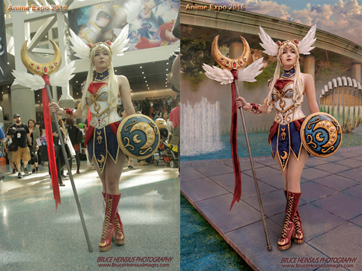 Sailor Moon, Before and After