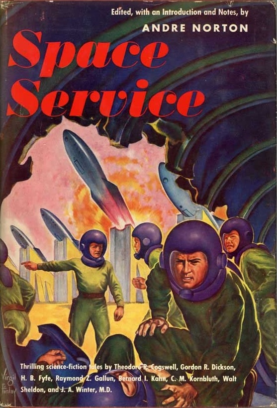 Space Service Andre Norton-big