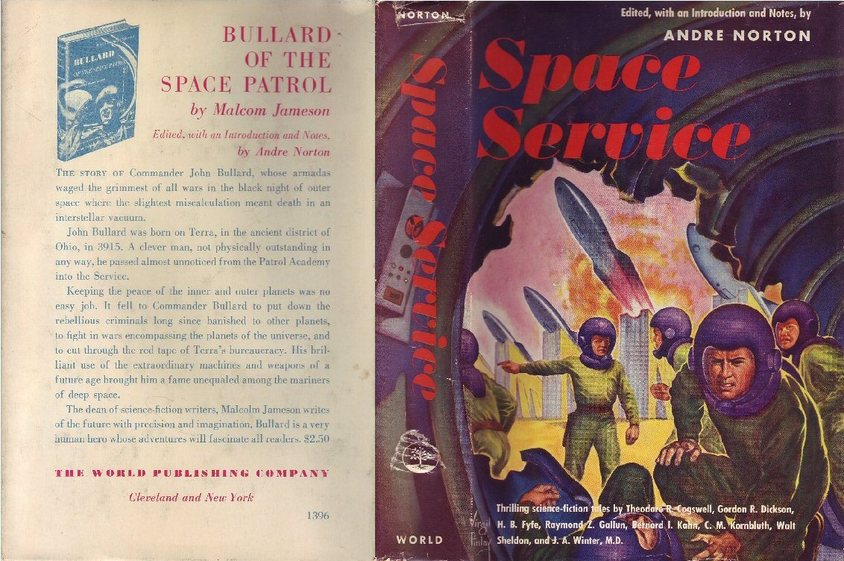 Space Service Andre Norton dust jacket 2-small