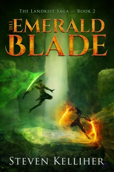The Emerald Blade Cover