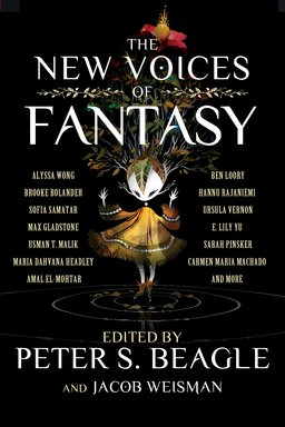 The New Voices of Fantasy-small