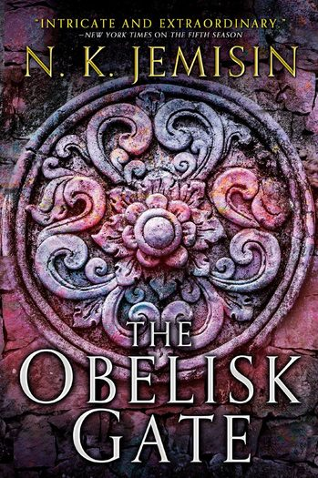 The Obelisk Gate-medium