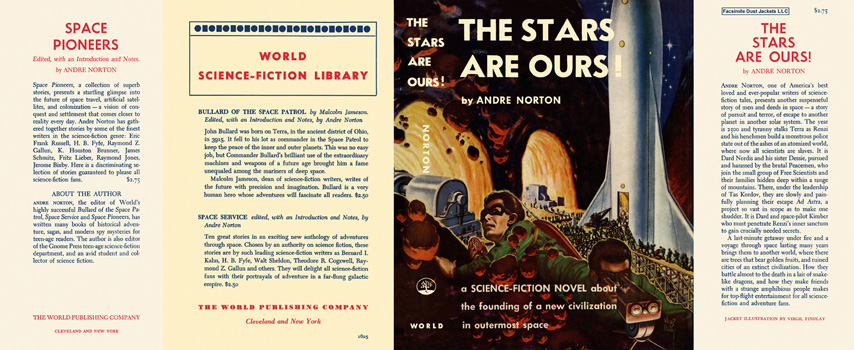 The Stars are Ours Andre Norton