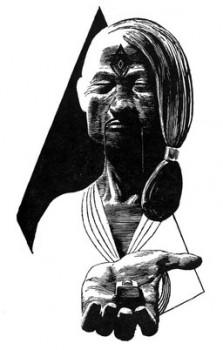 Dr. Wellington Yueh by John Schoenherr