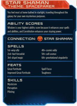 256 Star Shaman