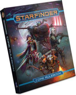 256 Starfinder Core