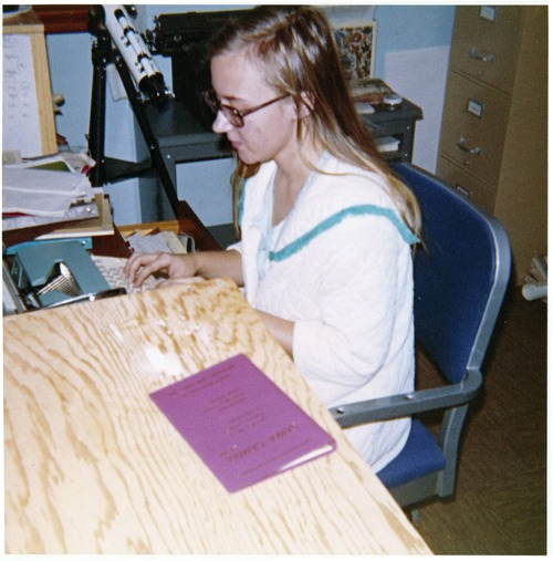 A Julie as Young Writer-small