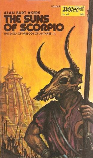 Alan Burt Akers The Suns of Scorpio-small