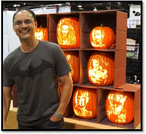 Alex Wer The Pumpkin Geek