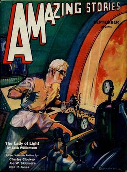 Amazing Stories September 1932-small