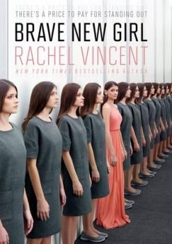 Brave New Girl Cover