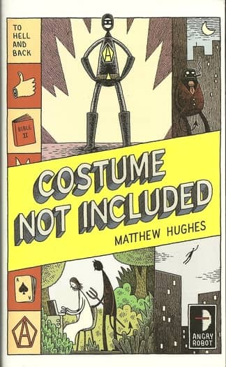 Costume Not Included Matthew Hughes-small