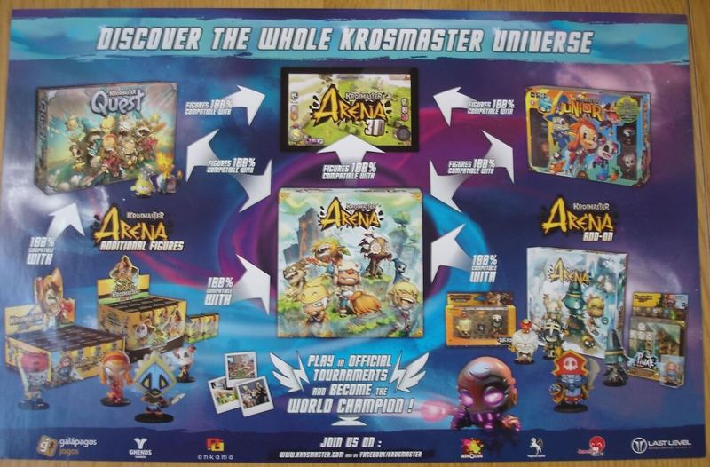 Discover the Krosmaster Universe-small