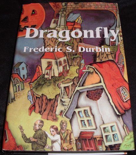 Dragonfly Durbin Arkham House-small