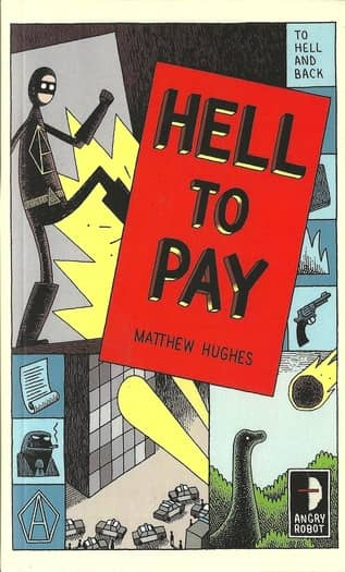 Hell to Pay Matthew Hughes-small