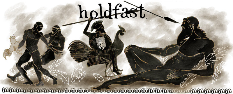 Holdfast magazine 4