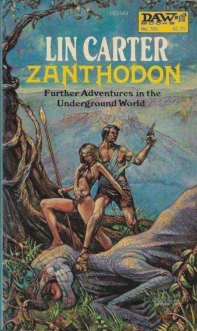 Lin Carter Zanthodon-small