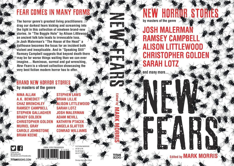 New Fears Mark Morris-small
