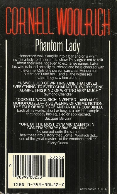 Phantom Lady Cornell Woolrich-back-small