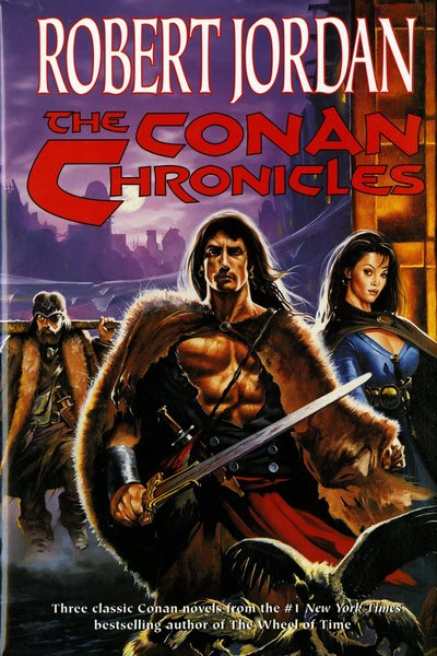 Robert Jordan The Conan Chronicles-small