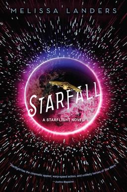 Starfall Melissa Landers-small