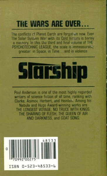 Starship Poul Anderson-back-small