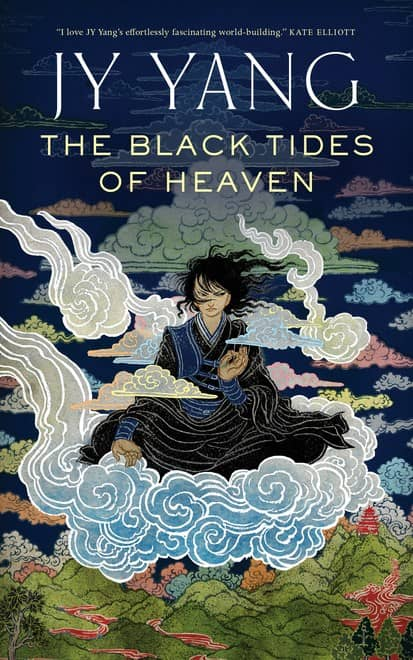 The Black Tides of Heaven-small