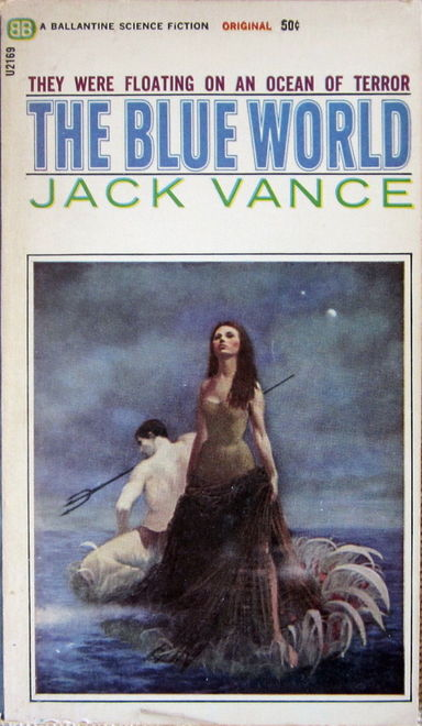 The Blue World Jack Vance-small