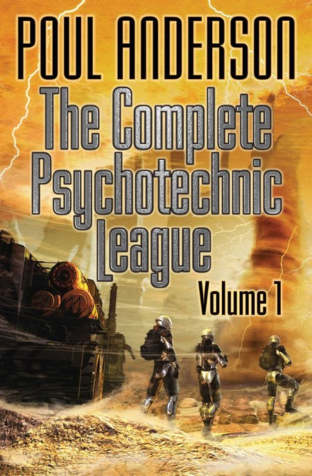 The Complete Psychotechnic League Volume One-small