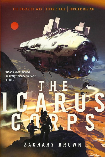 The Icarus Corps-small