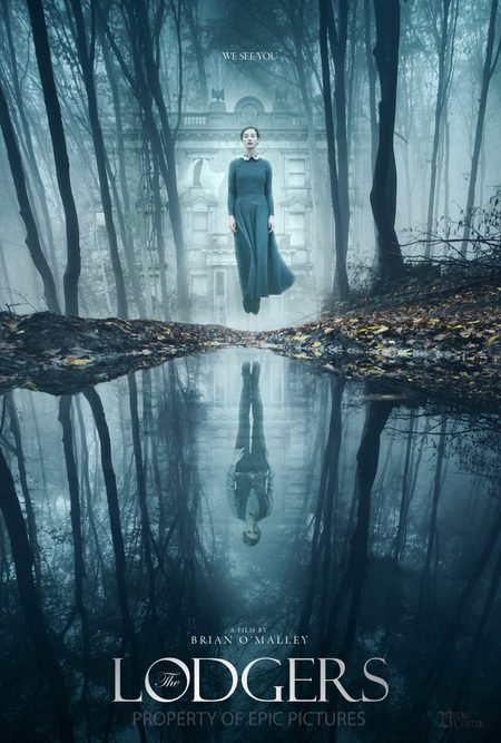 The Lodgers poster-small