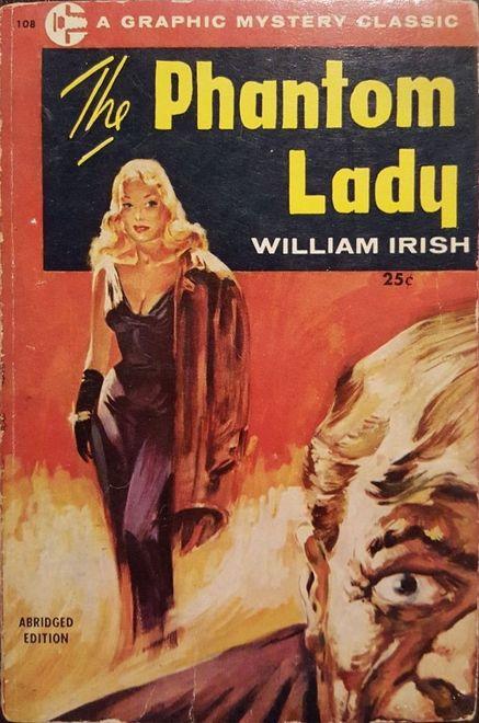 The Phantom Lady William Irish-small