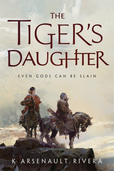 The Tiger's Daughter-small