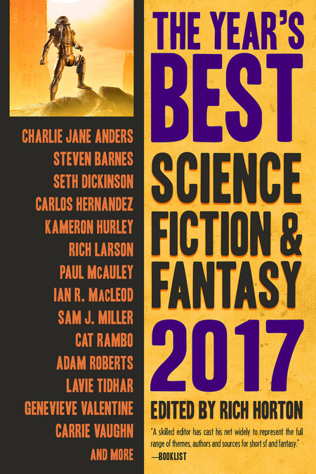 The Year's Best Science Fiction & Fantasy 2017-small