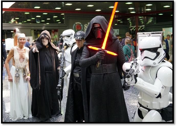Wizard World Comic Con Chicago 2017 cosplay Star Wars