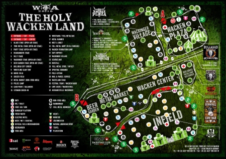 Wacken Open Air 2016