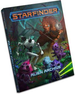 256 Starfinder Alien Archive