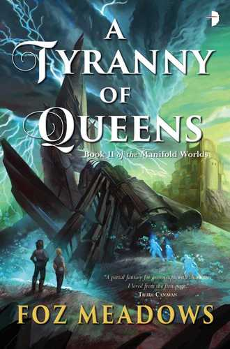 A Tyranny of Queens-small