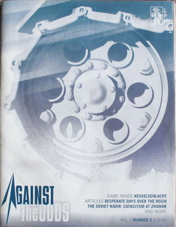 Against the Odds magazine Issue 3 Kesselschlach-small