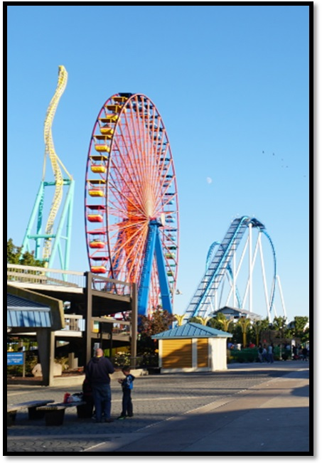 Cedar Point and Midnight Syndicate 3