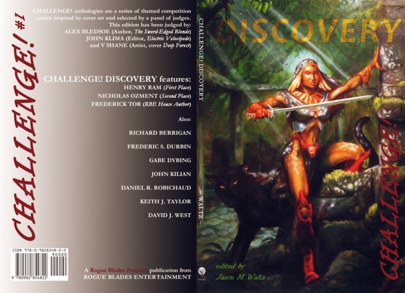 Challenge Discovery Rogue Blades Entertainment-small