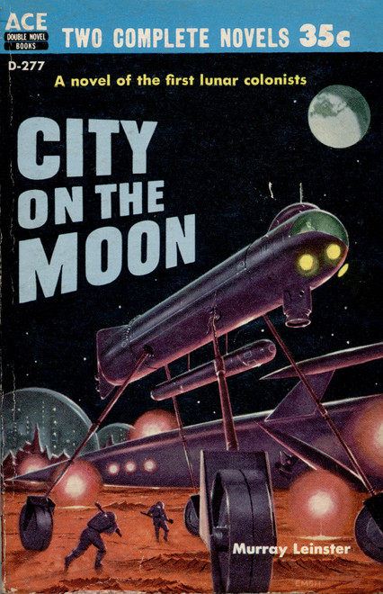 City on the Moon Murray Leinster-small