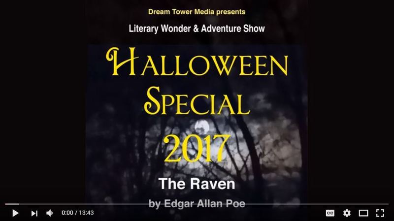 Literary Wonder and Adventure Show Halloween Special