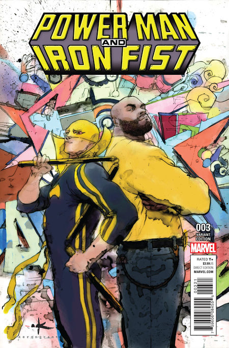 Power Man and Iron Fist Volume 3-small