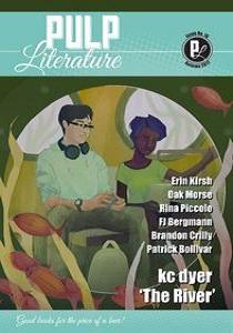 Pulp Literature magazine 16 Autumn 2017-rack