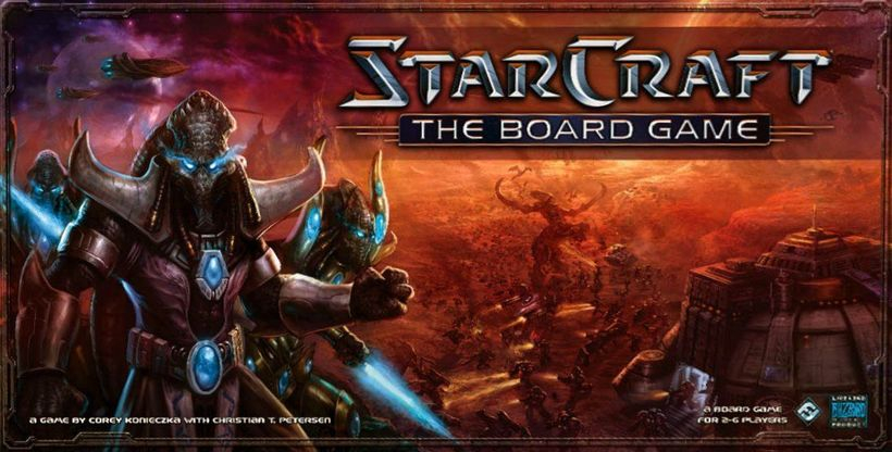 Starcraft the Board Game-small