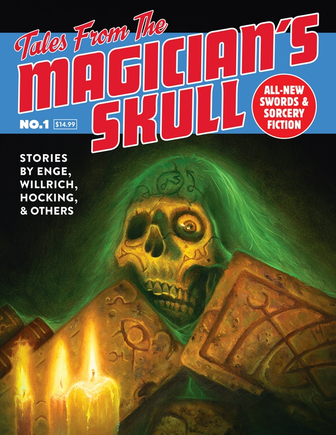 Tales From the Magician's Skull 1