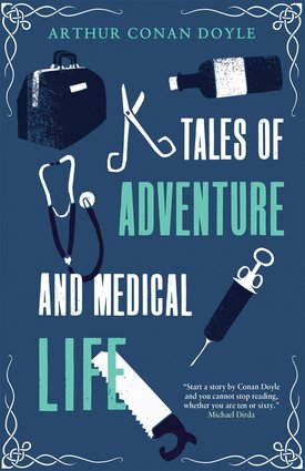 Tales of Adventures and Medical Life Arthur Conan Doyle-small