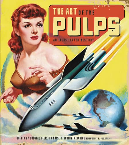 The Art of the Pulps Doug Ellis-small