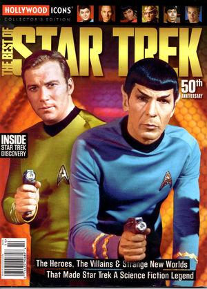 The Best of Star Trek 50th Anniversary-small